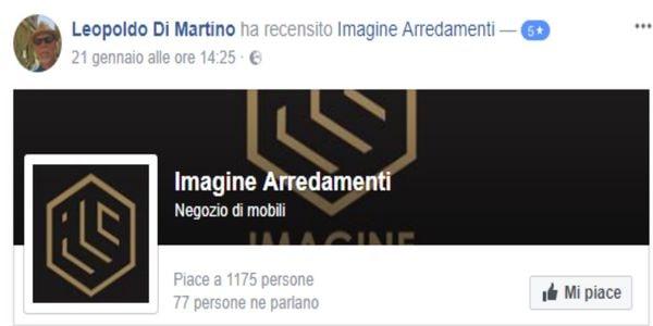 Recensione Leopoldo Di Martino