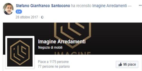 Recensione Stefano Gianfranco Santocono